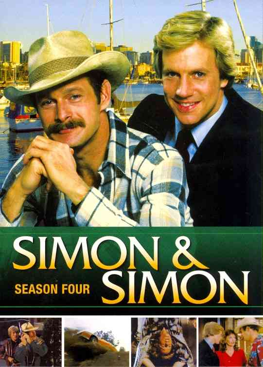 SIMON & SIMON:SEASON FOUR BY SIMON & SIMON (DVD)